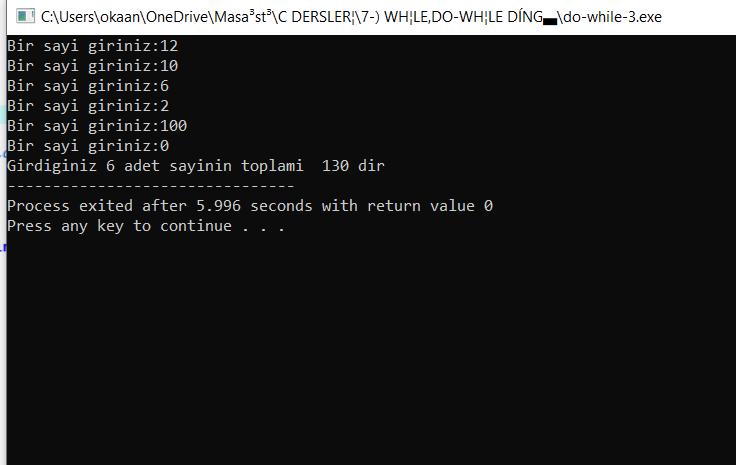 do-while- kod -5